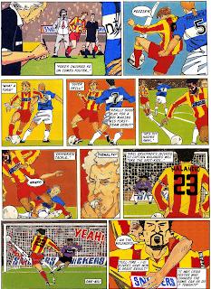 Roy of the Rovers 1995/95 Season