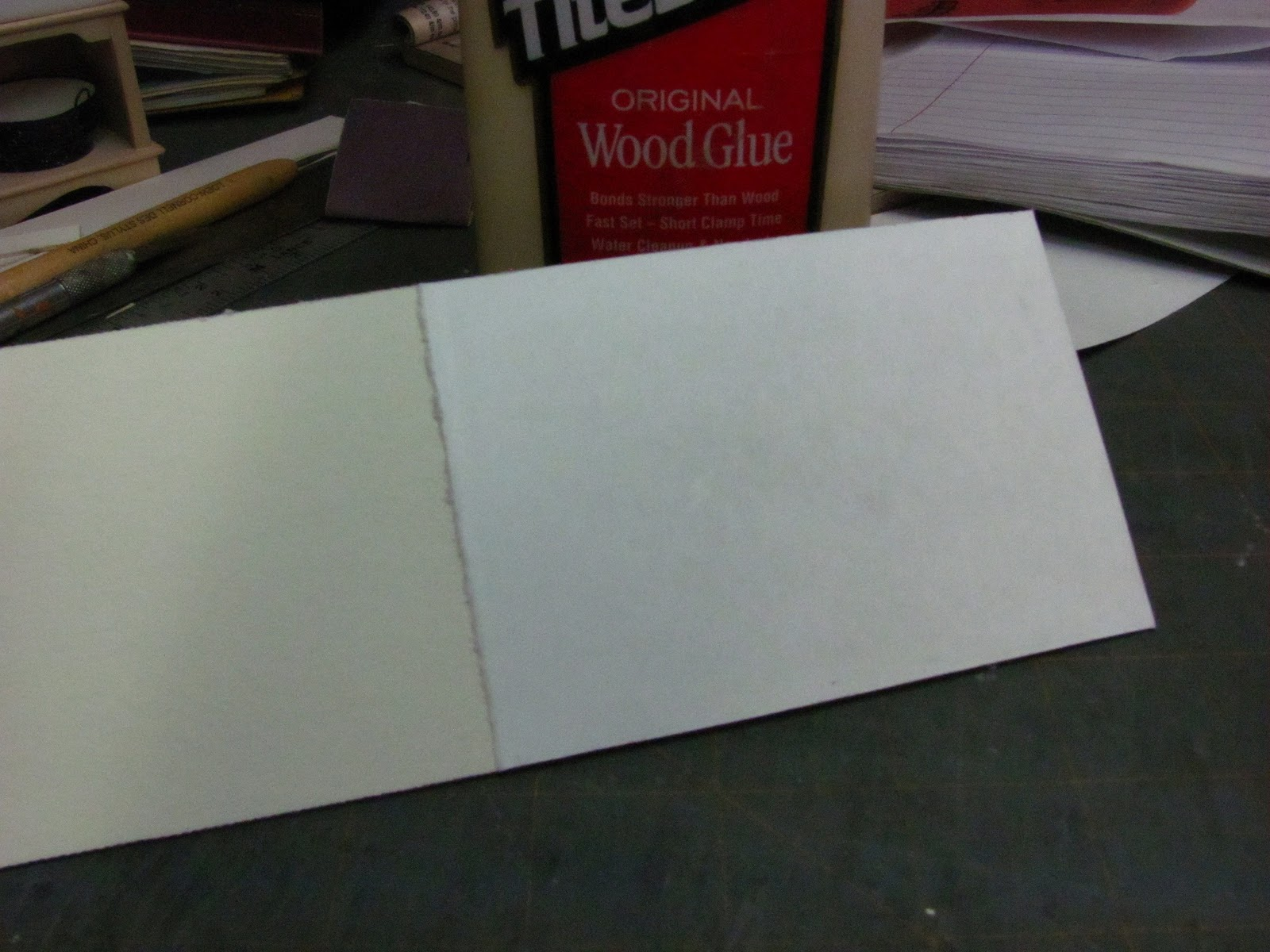 Kitchen cabinets for dollhouse - Posted