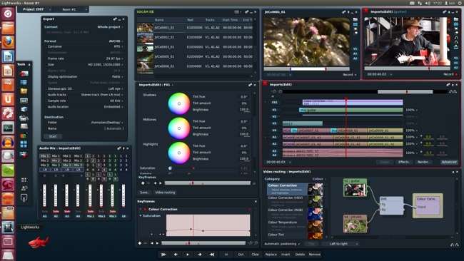Top 5 Video Editors For Ubuntu/Linux
