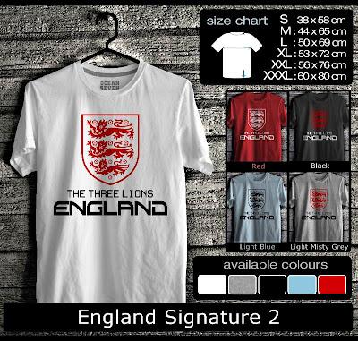 kaos distro england signature 2