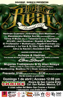 Hip Hop Real Nacional 2012