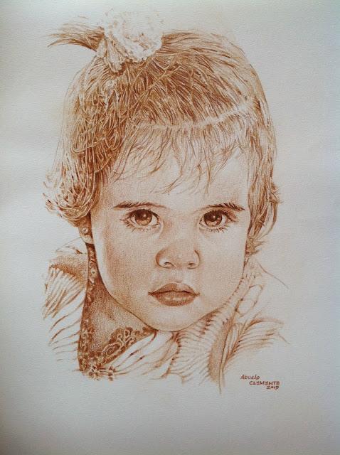 retrato Valentina