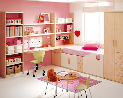 1 pink-girl-bedroom-for-kids-