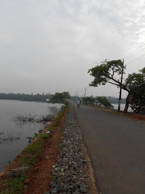 Cherai beach Kerala,