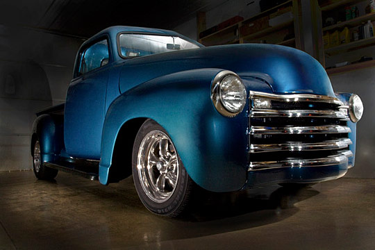 Classic Hot rod trucks picture 1
