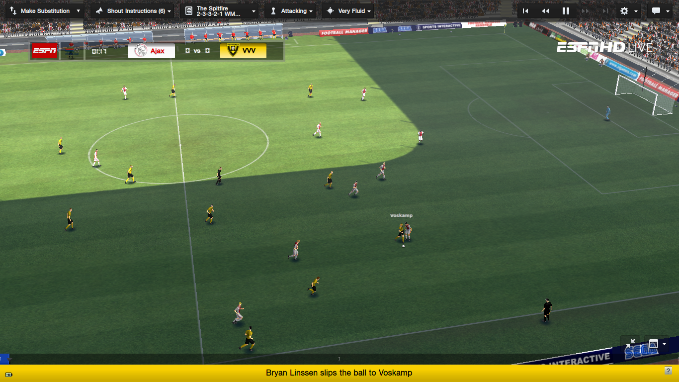 Video Description: A preview of the Football Manager 2013 tactic ...