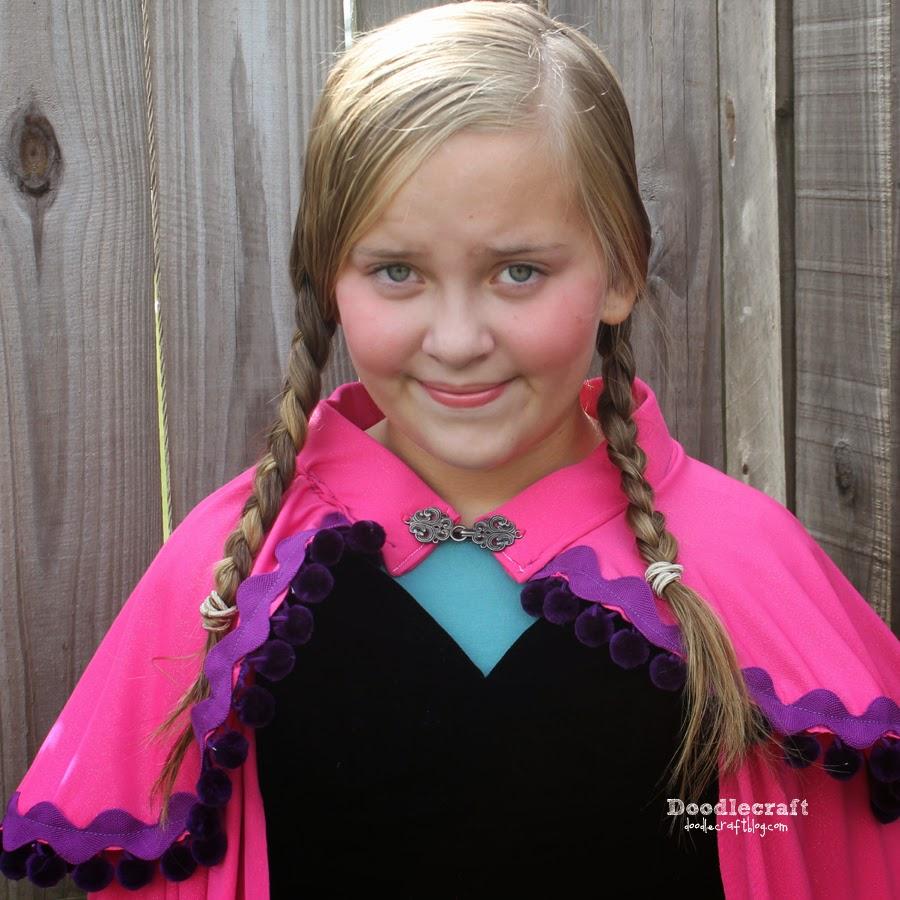 http://www.doodlecraftblog.com/2014/10/princess-anna-pink-cape.html