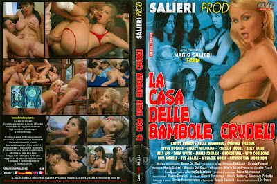 <p>Genre: All Sex, Oral, Anal, Straight, Group Sex, Gangbang, Double Penetration Starring: Cynthia Vellons, Nella Wan Hells, Billy Raise, Tarra White as Tara White, Mily Jay, Stracey Williams, Kristy Klenot, Steve Holmes, George Uhl, James Jordan, Vito Corleone, Charlie Model Company: Salieri Entertainment Director: Jenny Forte Format: AVI File Size: 699.41 MB Duration: 01:25:30 Bitrate: [&hellip;]</p>