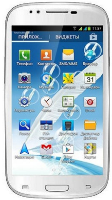 XDevice Android Note II