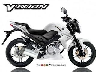 New Yamaha Vixion 2013