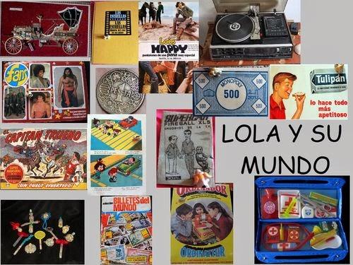 LOLA Y SU MUNDO