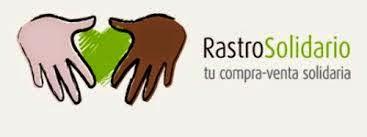 colaborar con ONG. Rastro solidario