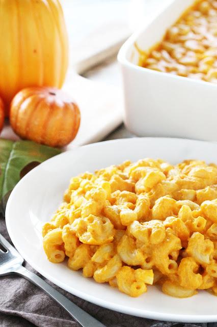 skinnytaste pumpkin mac and cheese