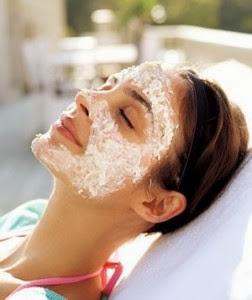 oatmeal face mask for sensetive skin