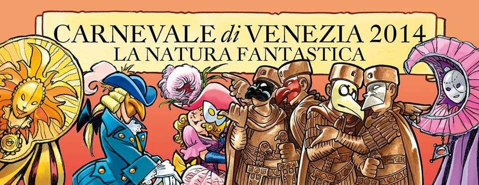 Cartel del Carnaval de Venecia