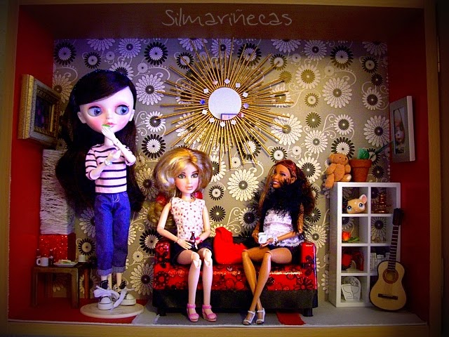 tangkou doll, liv doll, Barbie-