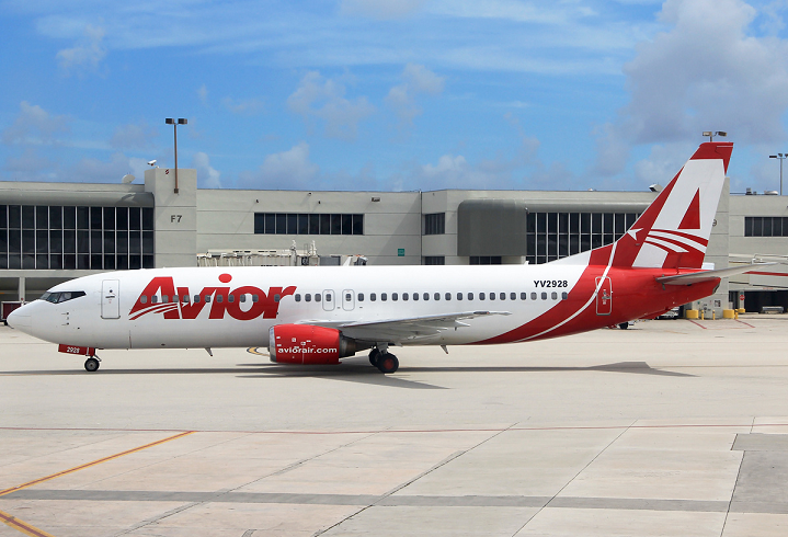 Avior Airlines no compartirá rutas internacionales con Conviasa