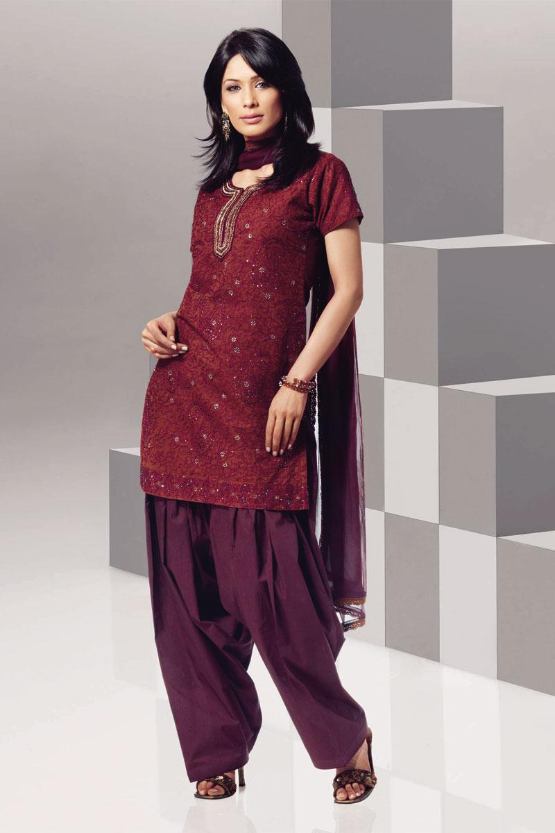 Fashion Room Salwar Kameez Neck Designs