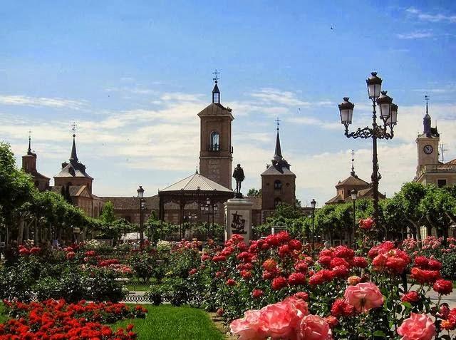 Sangria sol y siesta the 15 most beautiful villages in spain - Casas regionales alcala de henares ...