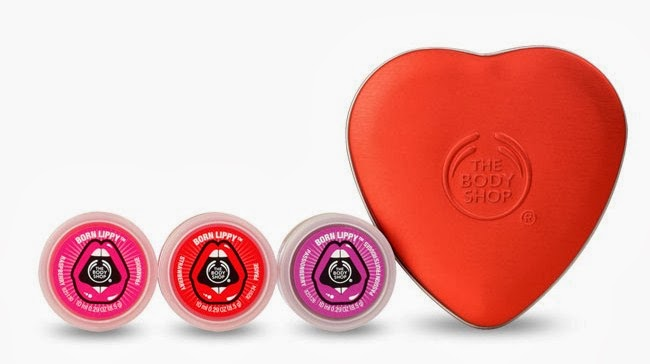 San Valentín en The Body Shop
