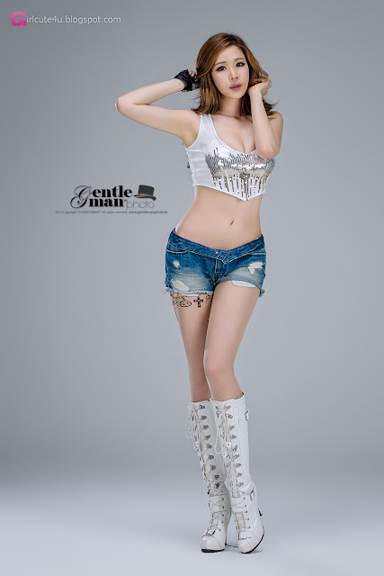 1 Super Yoon Ban Ji - very cute asian girl - girlcute4u.blogspot.com