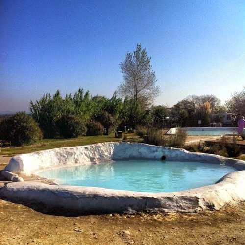 Il bagnaccio di viterbo le pozze libere immerse nella natura gogoterme - Terme libere bagni di lucca ...