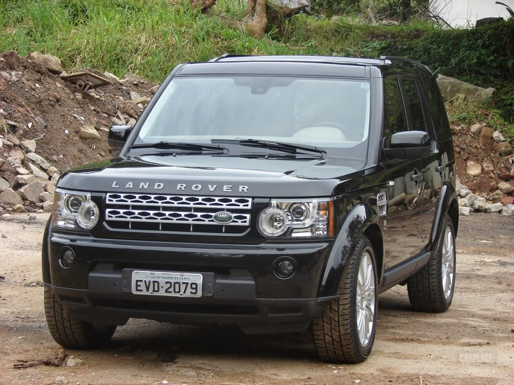 land rover discovery 4 pictures prices features wallpapers. Black Bedroom Furniture Sets. Home Design Ideas