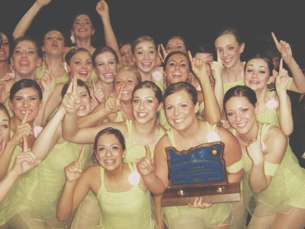 Clackamas Cavalettes win State 2007
