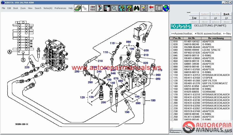 kubota ignition switch wiring diagram wiring diagram website
