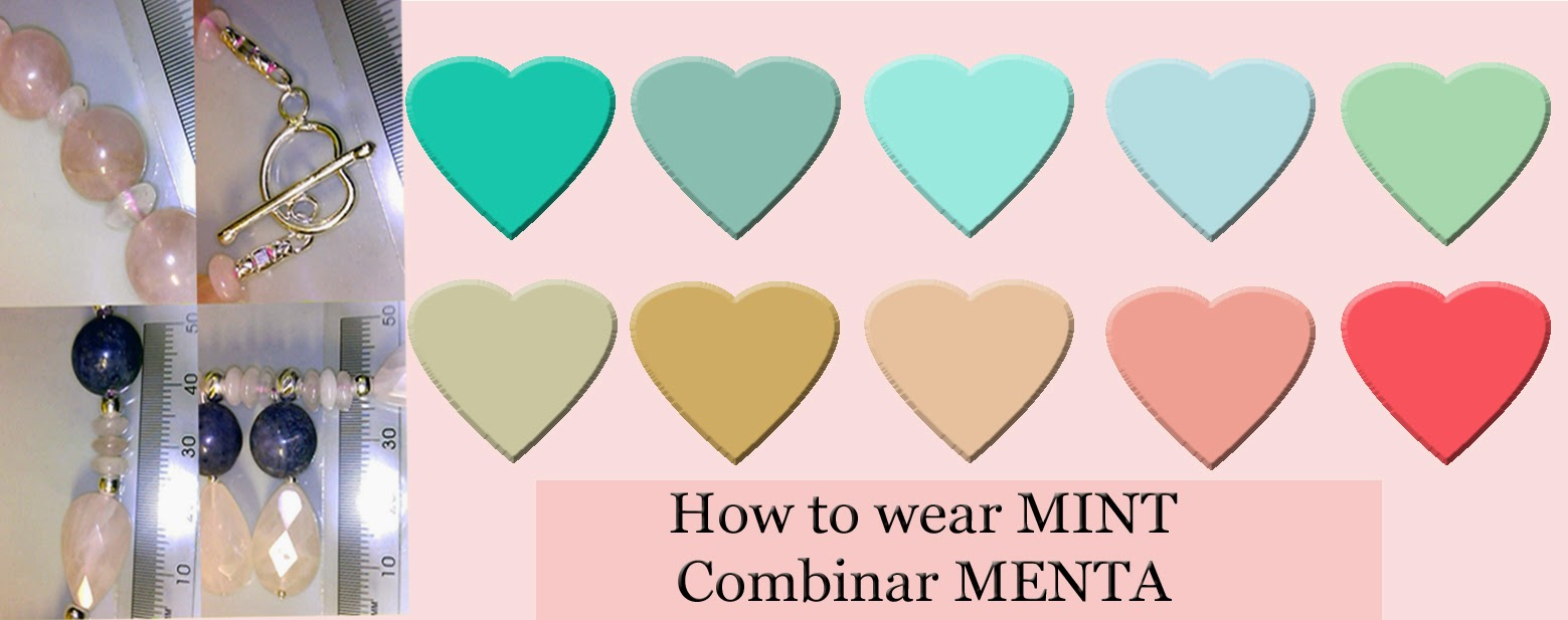 How to Wear Mint / Combinar Menta