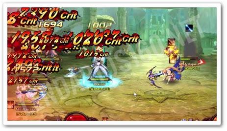 Arena 4x4 no Legend Online - Atualização 3.1