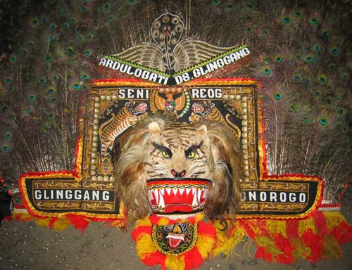 Ponorogo Indonesia  city photos : reog Ponorogo : The Main Identity Of Ponorogo Regency East Java ...