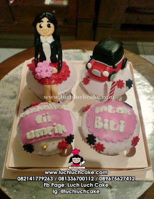 Birthday Cupcake Mini Copper Daerah Surabaya - Sidoarjo (REPEAT ORDER)