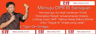 DCT DPR RI Dapil Provinsi Jambi