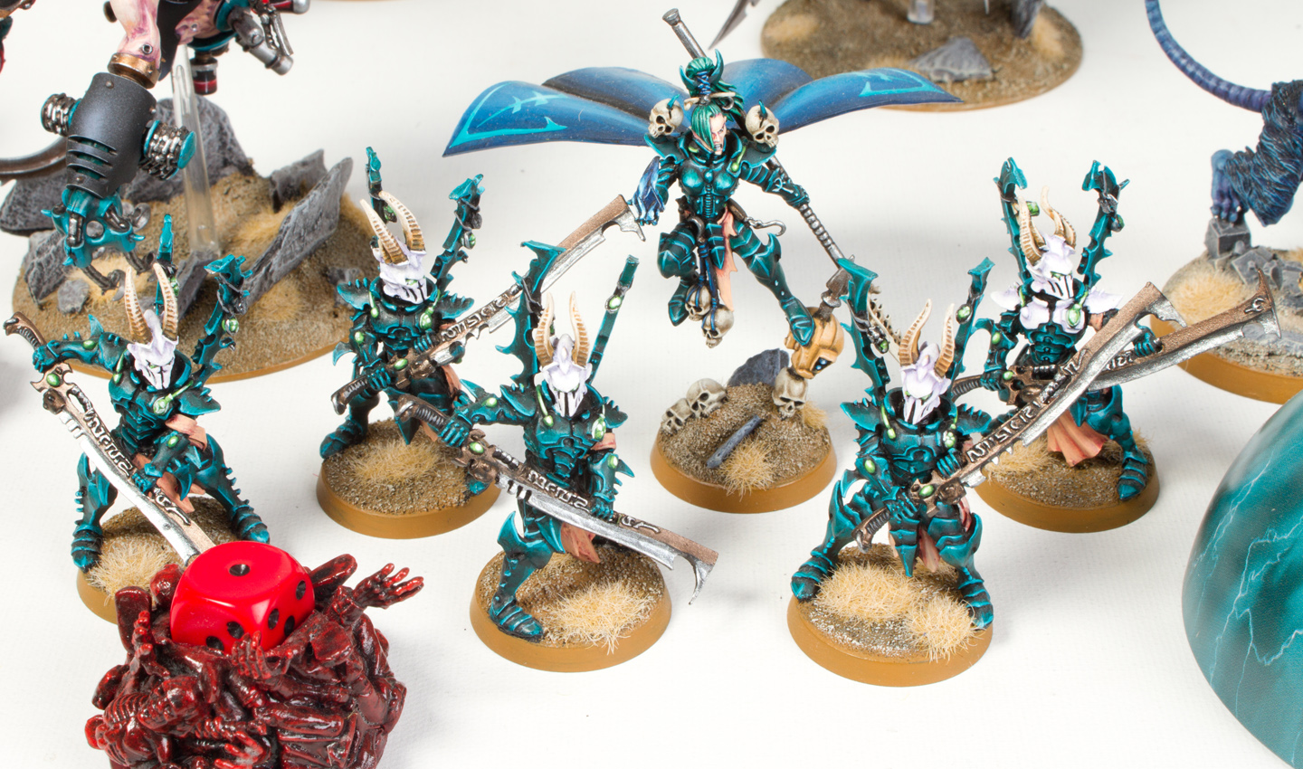 Showcase dark eldar army tale of painters my dark eldar army was started as soon as the new models came out back in 2009 i was extremely excited to hear jes goodwin working on new space elf models publicscrutiny Image collections