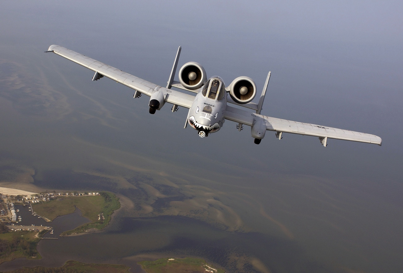 Global War Birds: A-10 Thunderbolt II