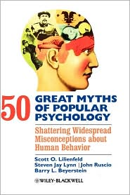 Beelzebub's Broker: 50 Great Myths of Popular Psychology - a book ...