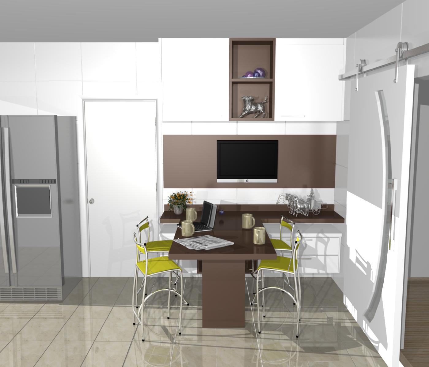 projetos de cozinhas de alguns anos atrás. Hoje em dia temos projetos  #A6A125 1400 1200