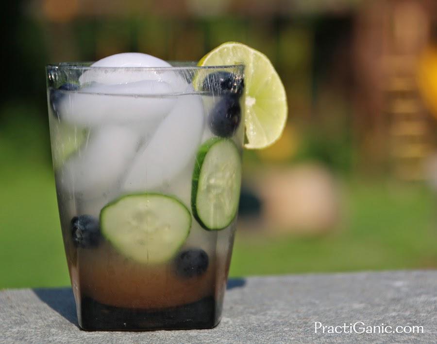 Garden Fresh Simple Syrups