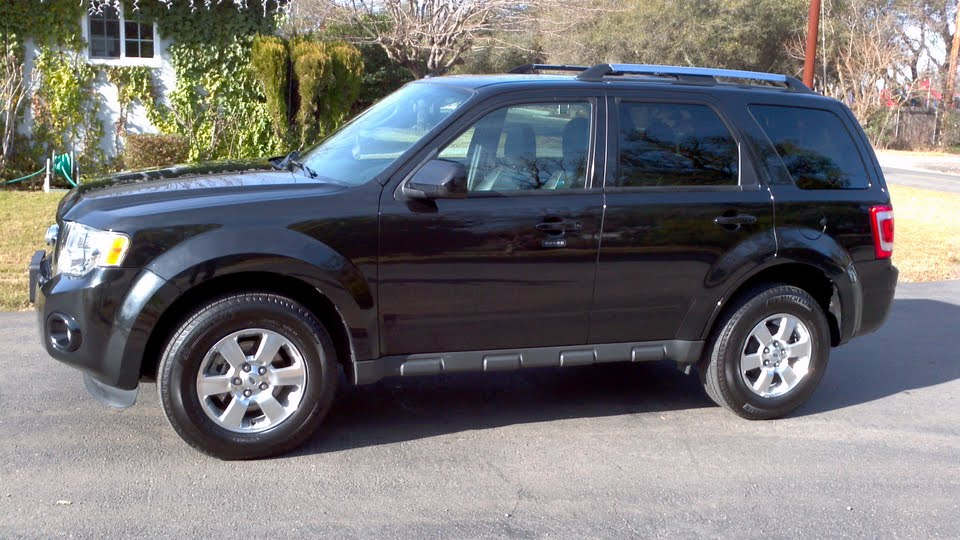 palm acres auto sales 2011 ford escape limited 4x4 moon roof. Black Bedroom Furniture Sets. Home Design Ideas
