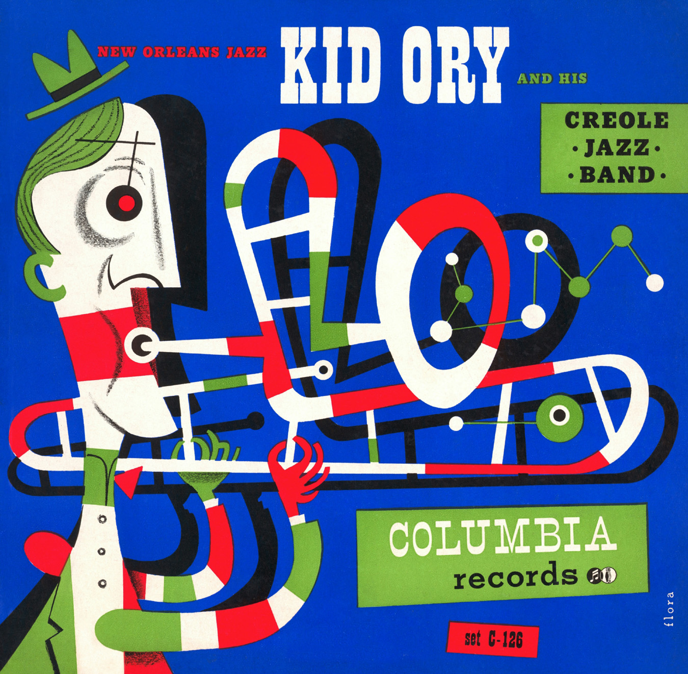 Kid Ory And His Creole Jazz Band Kid Ory's Creole Band High Society - Dippermouth Blues
