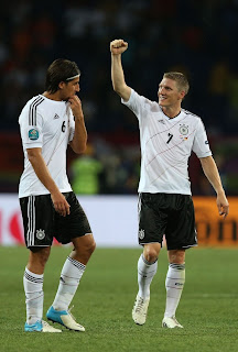 Khedira and Schwini