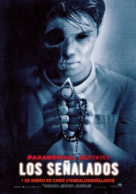 Paranormal Activity:Los señalados (V.Extend)(2014)[DVDRip][Castellano]