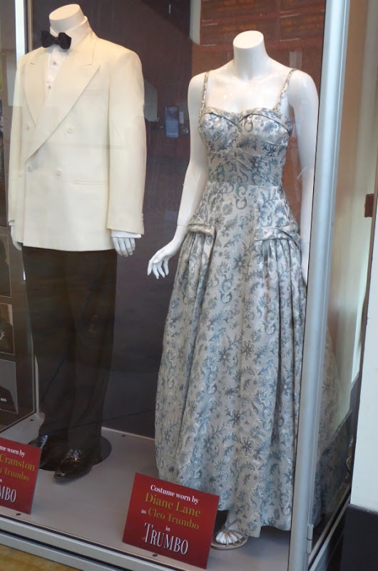 Diane Lane Cleo Trumbo movie gown