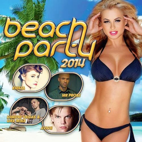 Download Beach Party 2014 Baixar CD mp3 2014