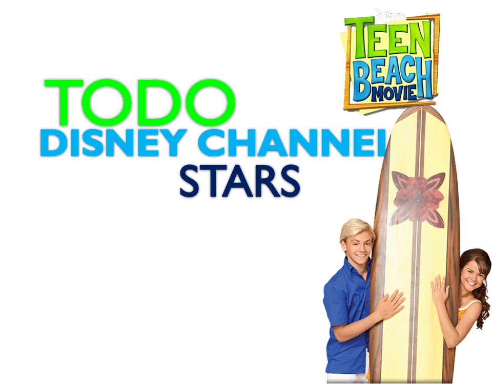 Todo Disney Channel Stars