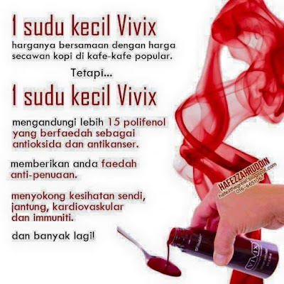 Vivix Shaklee Untuk Diabetes