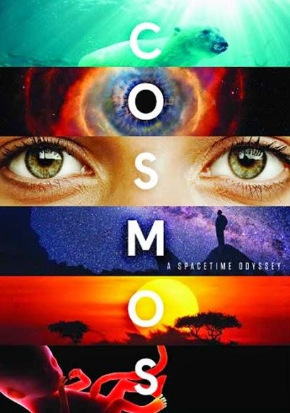 Póster de Cosmos: A Space-Time Odyssey