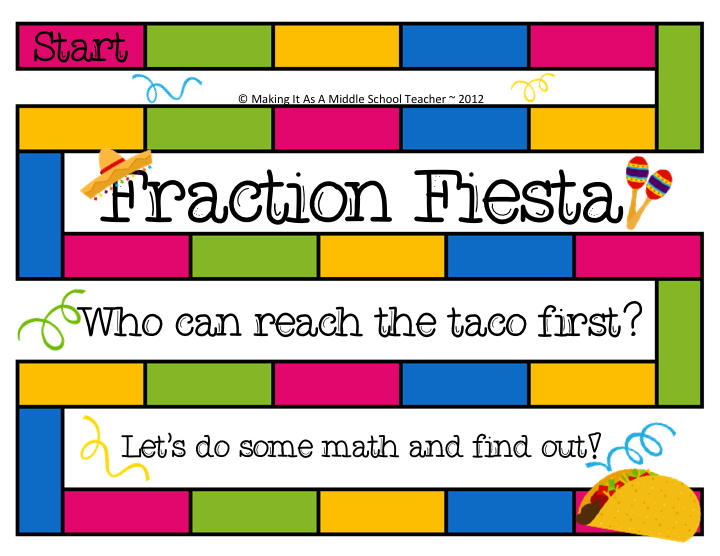 mathgames fractions fraction