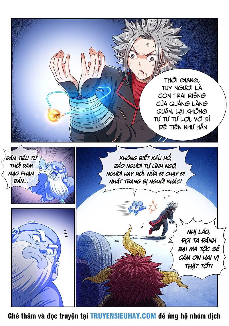 Ta Là Đại Thần Tiên chap 183 - Trang 12